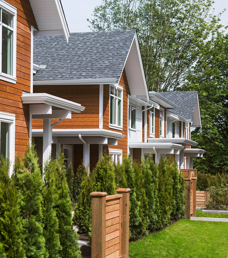 Vancouver Real Estate Townhouses