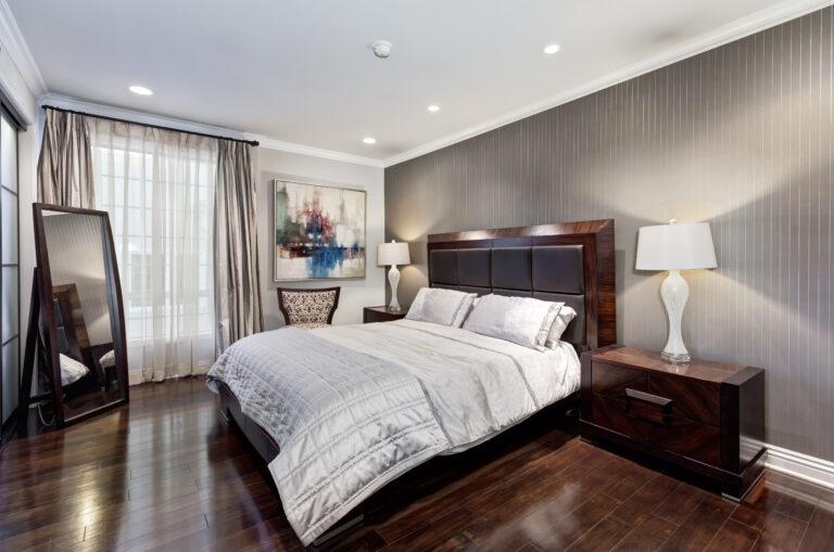 1169 Wellesley, Los Angeles bedroom design
