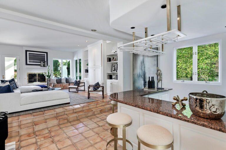 550 Spoleto, Palisades at kitchen design