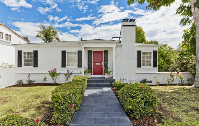 Traditional home pacific palisades for sale